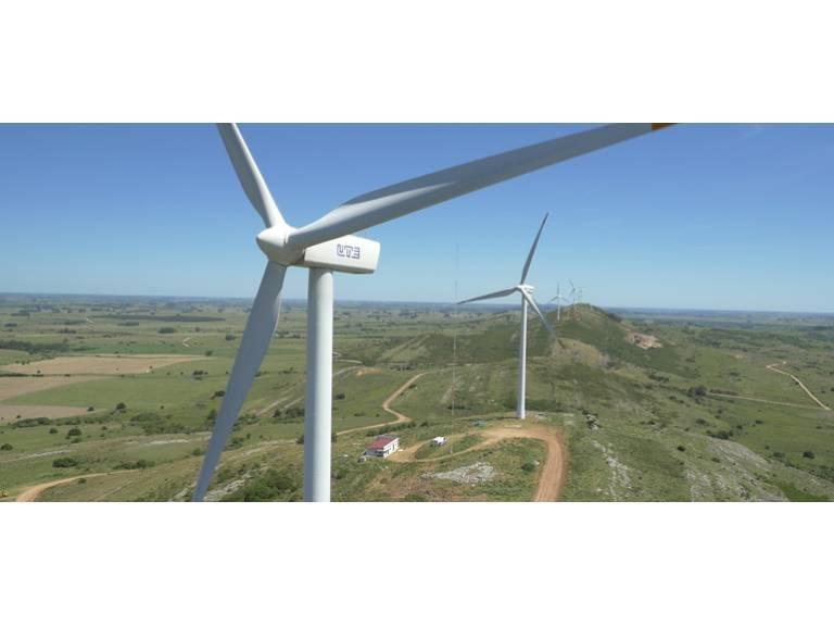 """Uruguay lidera en el mundo el proceso de """"energía verde"""""""