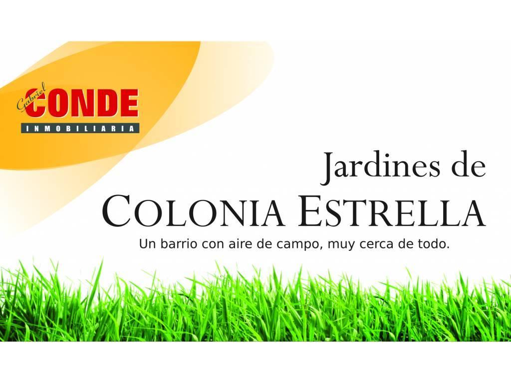 Jardines de Colonia Estrella